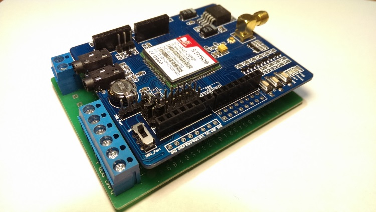 Arduino home automation hobby projects